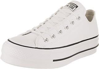 Converse CTAS Lift Clean Ox Black/White, Zapatillas Mujer
