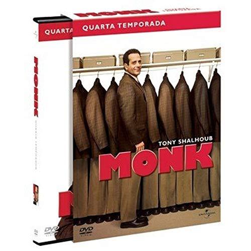 Monk - 4ª Temporada