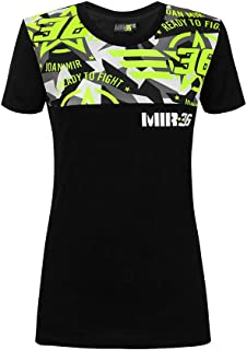 VR46 Mir 36 Camiseta, Mujer