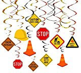 Kristin Paradise 30Ct Construction Hanging Swirl...