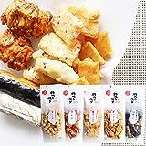 お煎餅 おかき 5袋セット 富山米100%使用 国産 川本屋茶舗