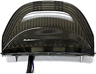 Szmsmyホンダ 用 LED テール ライト ランプ ウインカー 付 スモーク クリアー レンズ CBR 600 RR CBR 1000 RR ドレスアップ カスタム パーツ 部品 社外品