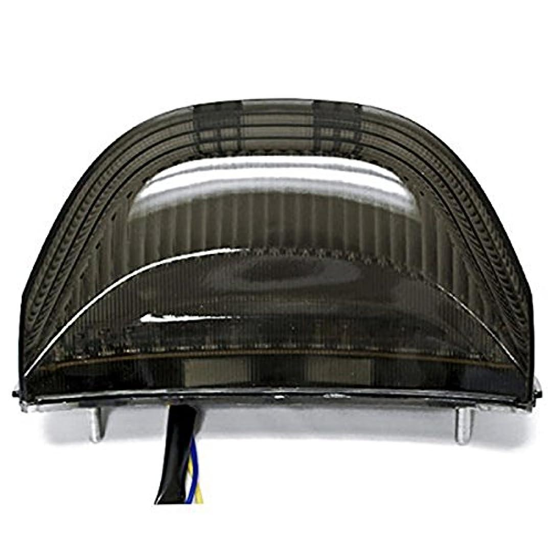 預言者化学薬品おもしろいSzmsmyホンダ 用 LED テール ライト ランプ ウインカー 付 スモーク クリアー レンズ CBR 600 RR CBR 1000 RR ドレスアップ カスタム パーツ 部品 社外品
