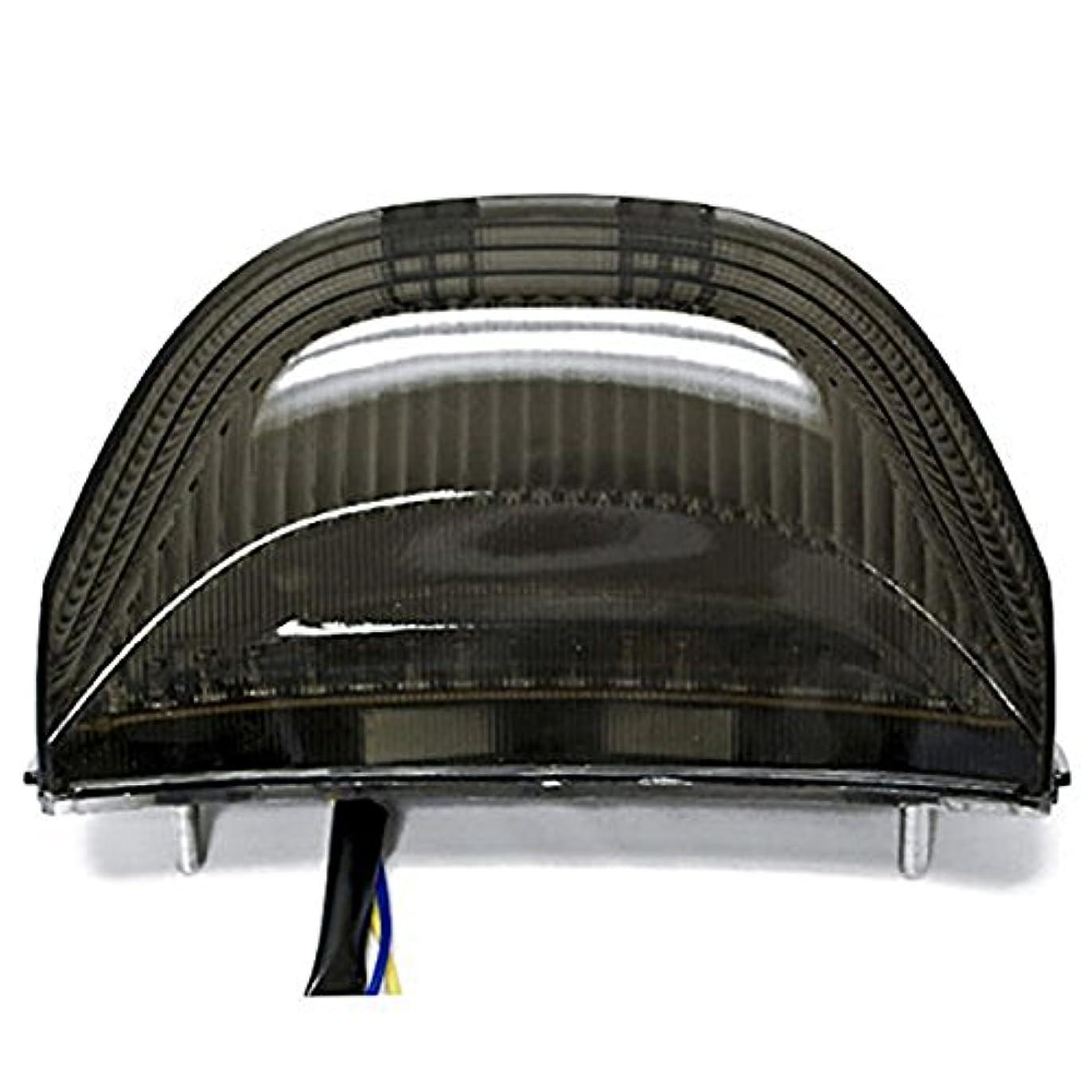 口実保全王室Szmsmyホンダ 用 LED テール ライト ランプ ウインカー 付 スモーク クリアー レンズ CBR 600 RR CBR 1000 RR ドレスアップ カスタム パーツ 部品 社外品