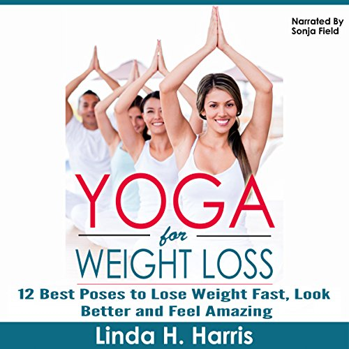 Yoga for Weight Loss audiobook cover art