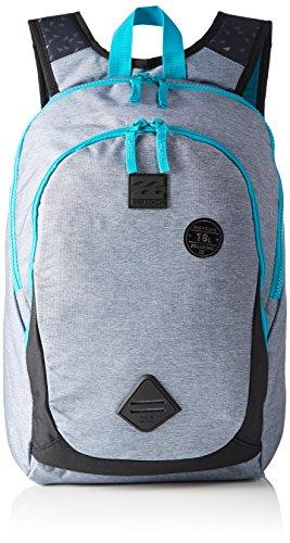 BILLABONG Trace Pack–Mochila, Stealth, 30x 16x 45cm, 17litros, color gris