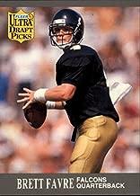 1991 Ultra #283 Brett Favre Rookie Card - NM