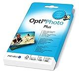 Papyrus Opti Photo Plus - Papel fotográfico (180 g/m², High-gloss, Color blanco,...