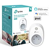 TP-Link HS100(FR) Prise connectée WiFi, Charge maximale 16A, compatible avec Amazon...