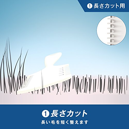 シックSchickメンズボディ用ヘアトリマー(1本)