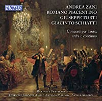 Concertos for Fute & Strings & Continuo