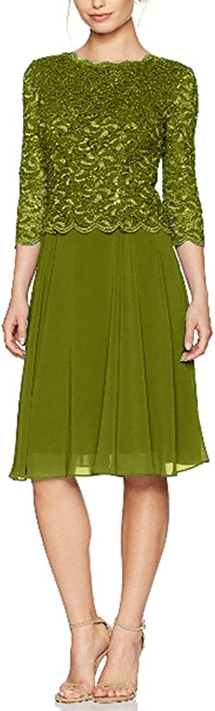 Snow Lotus Women's Lace Mother of Length The Dress Max 71% OFF Moc Tea Super popular specialty store Bride