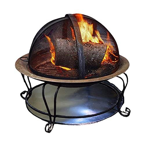 FirePad Deck Protector 36'', Fire Pit High Temp Mat, Heat...
