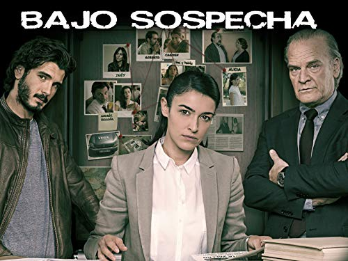 Bajo Sospecha - temporada 1