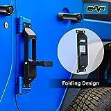EAG Door Hinge Step Metal Folding Foot Peg...
