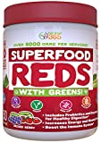 Superfood Vital Reds with Greens Juice Powder by Feel...