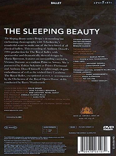 The Royal Ballet: The Sleeping Beauty - Tchaikovsky [DVD] [2009] [All Regions] [NTSC] [2010]