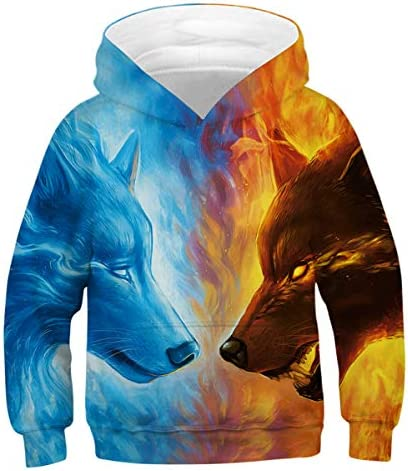 Wolf sweatshirt _image2