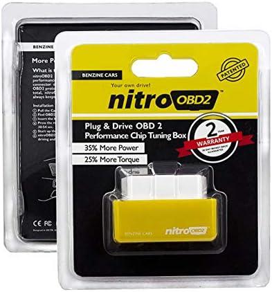 Onvas NitroOBD2 Full Chip Tuning Terminals Box For Benzine Diesel Cars Nitro OBD2 Plug Drive product image
