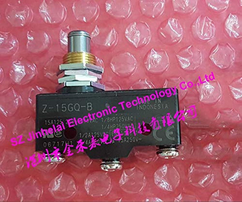 Z15GQB, Z15GQ21B New and Original OMRON Micro Switch  (color  Z15GQ21B)