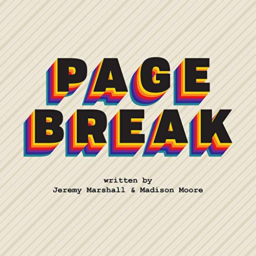 Page Break  By  cover art