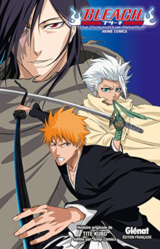 Bleach Anime comics - The Diamond Dust Rebellion (Shônen)