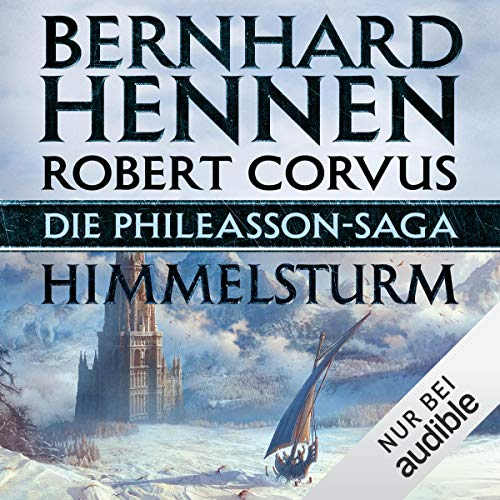 Die Phileasson-Saga - Himmelsturm Titelbild