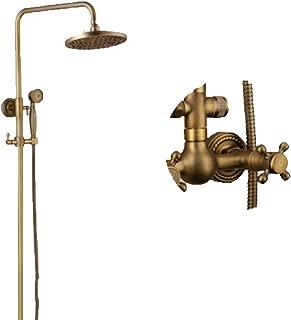 dual shower head valve
