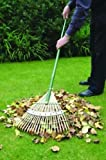 Bosmere Garden Care Bamboo Lawn Rake, N654