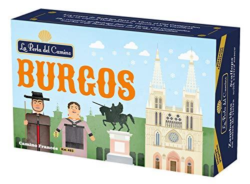 Souvenir La Perla del Camino - Ciudad de Burgos - Zamburiñas en...