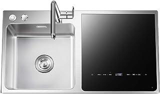 Lavavajillas Lavavajillas portátil lavavajillas empotrado fregadero lavavajillas Esterilización Secado funcionamiento a prueba de agua 4 Programas de gran capacidad kyman