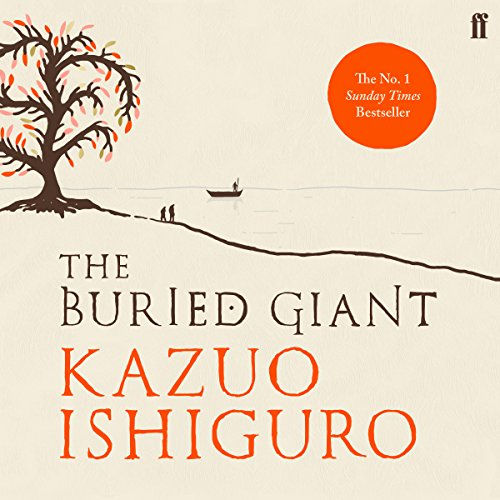 Couverture de The Buried Giant