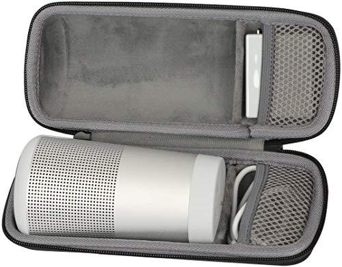 WERICO Estuche Viajes Funda Bolso para Bose SoundLink Revolve - Altavoz portátil Bluetooth