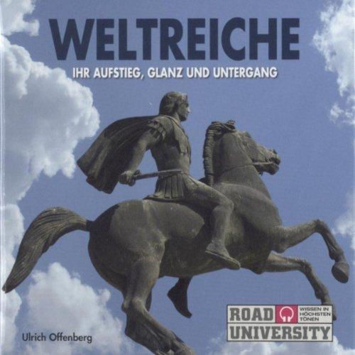 Weltreiche audiobook cover art