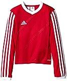 adidas Trikot Tabela14 1/1 Arm Camiseta, Hombre, Rojo/Blanco, 116