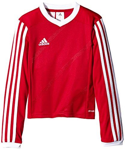 adidas Trikot Tabela14 1 1 Arm Camiseta, Hombre, Rojo Blanco, 116