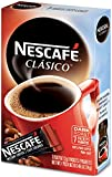 nescafe clasico instant coffee - Nescafe Clasico Coffee Sticks, 7 Count (Pack of 12)