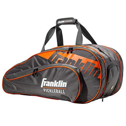Franklin Sports Pro Series Pickleball Paddle Bag Pro Player Ben Johns Edition