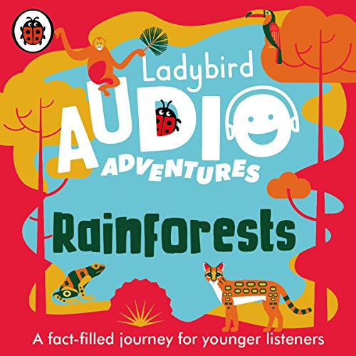 Rainforests cover art