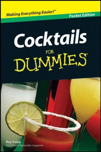 Cocktails for Dummies (Pocket Edition)