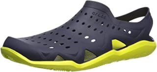 Crocs Mens - Swiftwater Wave M Blue Size: