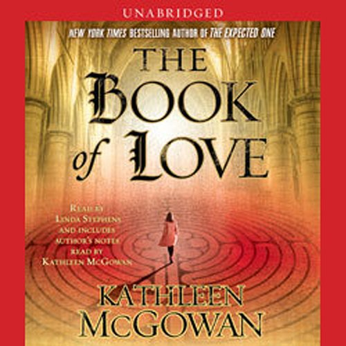 The Book of Love Audiobook By Kathleen McGowan cover art