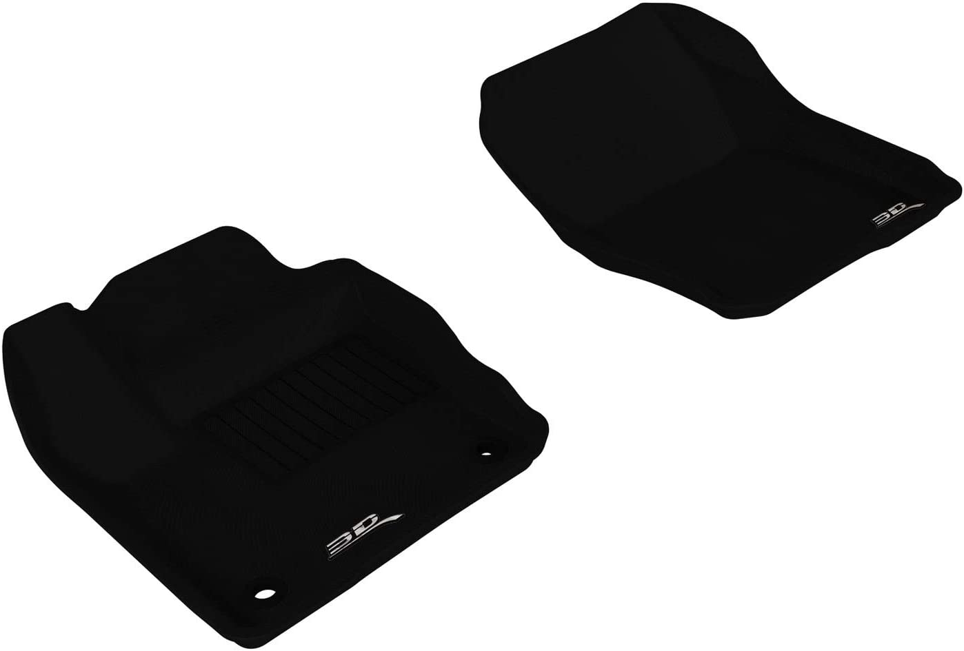 Max 63% OFF 3D MAXpider All-Weather Floor Mats Focus Cust for Product Ford 2012-2018