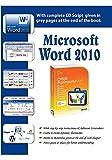 Microsoft word 2010 (English Edition)