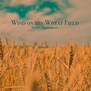 Wind on the Wheat Field