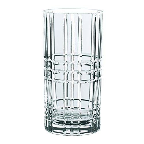 Spiegelau & Nachtmann, 4-teiliges Longdrink-Set, Kristallglas, 445 ml, Highland, 0097784-0 - 6