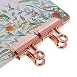 TOYANDONA 10 Pz 100mm in acciaio inox bulldog chip legante clip morsetto sacchetto di cibo fatture document clip argento