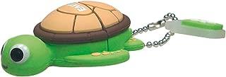EMTEC Animal Series Aquarium 4 GB USB 2.0 Flash Drive, Sea Turtle