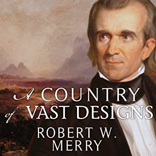 A Country of Vast Designs cover art
