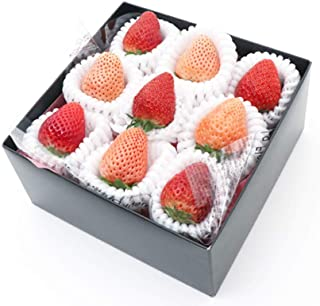 フルーツマイスター厳選 紅白いちごミニボックス